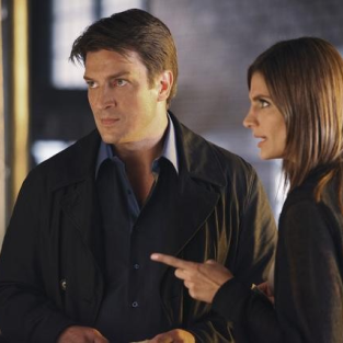 Castle Review: A Near Double Rainbow of an Episode