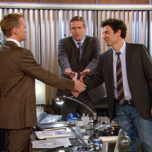 "How I Met Your Mother Review: ""Unfinished"""