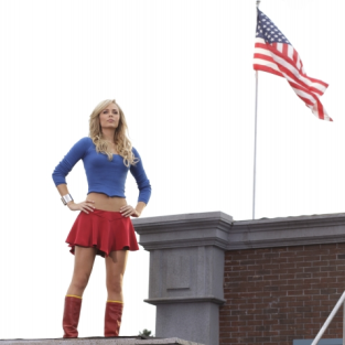 Smallville First Look: The Return of Supergirl