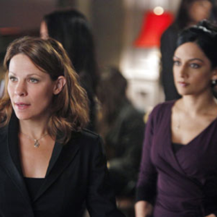 Lili Taylor on The Good Wife: First Look