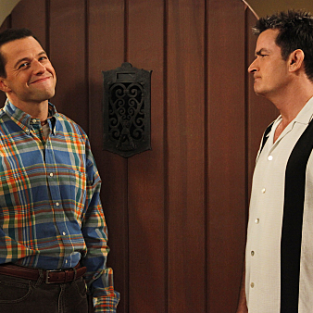 "Two and a Half Men Review: ""A Pudding-Filled Cactus"""