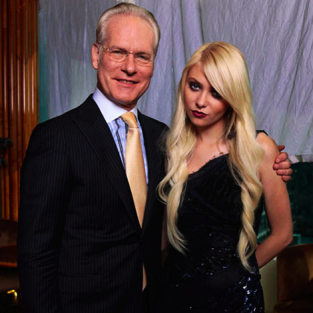 First Look: Taylor Momsen and Tim Gunn on Gossip Girl