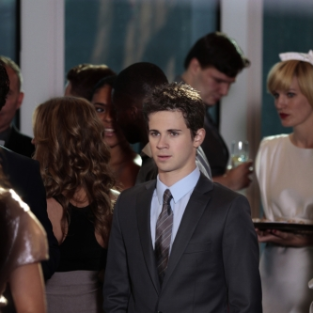 Connor Paolo Leaving Gossip Girl For Revenge