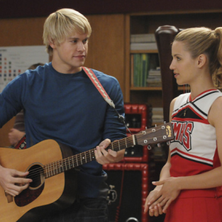 EXCLUSIVE: Chord Overstreet Brings SexyBack, Speaks on Glee Character, Hair