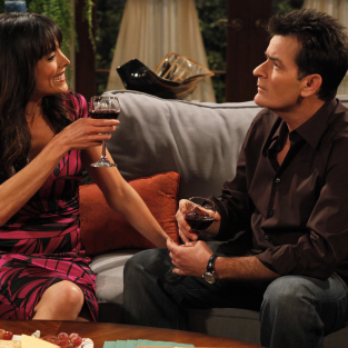 Liz vassey on two and a half men