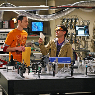 The Big Bang Theory Renewed... For THREE More Seasons!