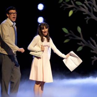 TV Ratings Report: Glee Improves, CBS Triumphs