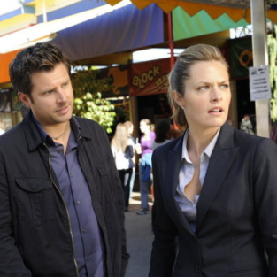 Psych Spoilers: The Hook Up You've Been Waiting For... and Twin Peaks!