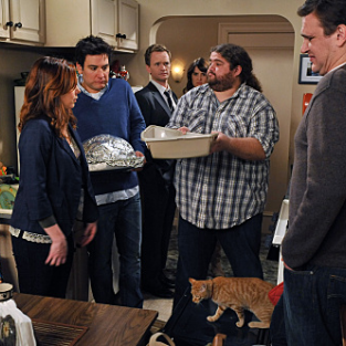 Jorge Garcia on How I Met Your Mother: First Looks