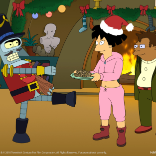 "Futurama Review: ""The Futurama Holiday Spectacular"""
