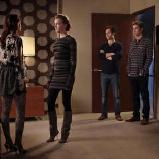 Gossip Girl Caption Contest 133
