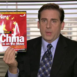 "The Office Review: ""China"""