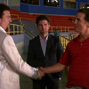 Matthew mcconaughey on eastbound
