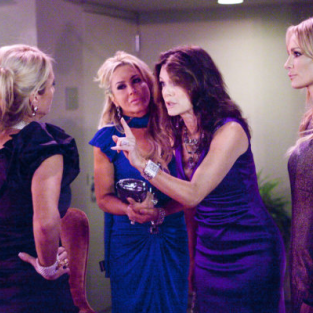 "The Real Housewives of Beverly Hills Season Finale: ""You Stole my F-ckin house!"""