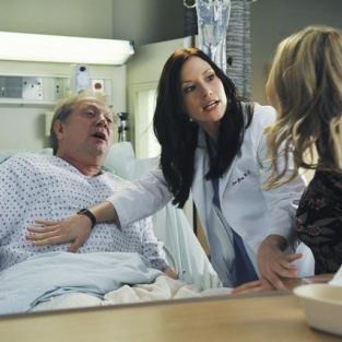 Grey's Anatomy News & Notes: Callie's Baby, Lexie's Daddy Issues, Musicals and Shower Sex