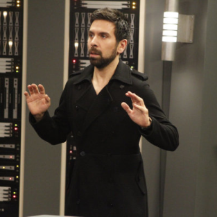 Joshua Gomez to Travel Through Time on Castle