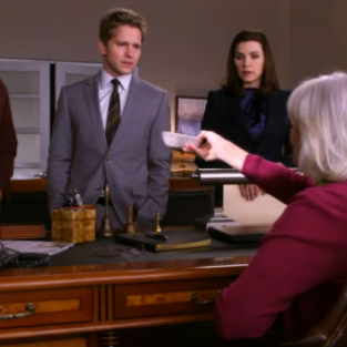 The Good Wife Review: Cary On!