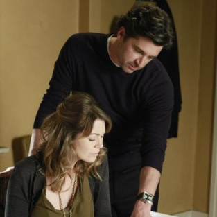Grey's Anatomy Scoop: Which Couple's Road is Dark?
