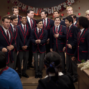 Glee Spoilers: Hope for Blaine and Kurt?