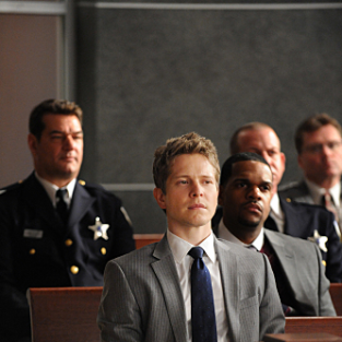 "Matt Czuchry Teases ""Out of Control"" Storyline on The Good Wife"