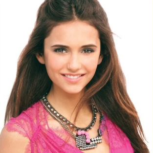 Nina Dobrev in Teen Vogue: Exhausted!