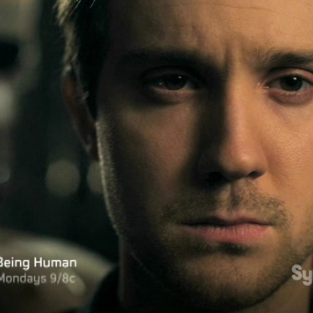 Being human season finale shot