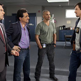 "Criminal Minds Review: ""The Stranger"""