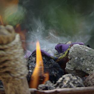 Burning buff
