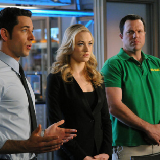 Chuck Season 5 Premiere to Be Titled...
