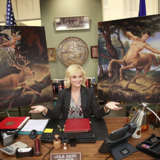 Parks and Recreation Season 4 Scoop: The Arrival of Tammy 1, The Future of Entertainment 720