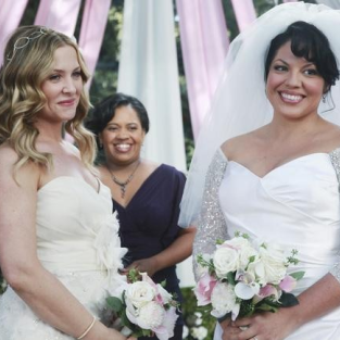 "Grey's Anatomy Review: ""White Wedding"""
