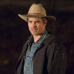 Timothy olyphant is justified