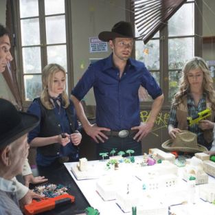 "Community Season Finale Review: ""For a Few Paintballs More"""