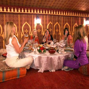 The Real Housewives of NYC: A Riad Divided