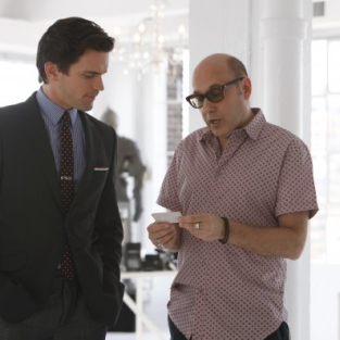 White Collar Review: A Character Welcome