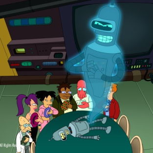 Futurama Review: Do All Robots Go To Heaven?
