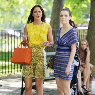 Filming Begins on Gossip Girl!