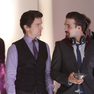 White Collar Review: Robin Hoodie vs. James Bonds