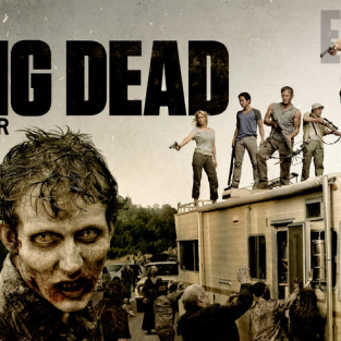 Unveiled: The Walking Dead Comic-Con Poster