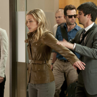 Covert Affairs Review: In and Out. Nobody Gets Hurt.