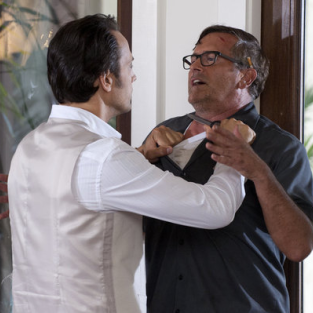 "Burn Notice Review: ""Enemy of My Enemy"""