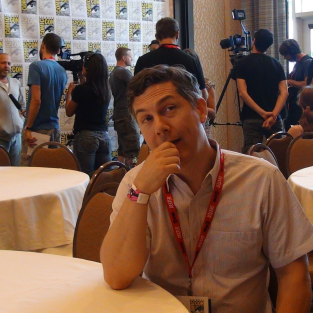 Archer Cast at Comic-Con: A Press Room Photo Diary