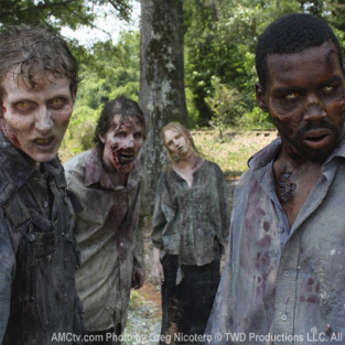 The Walking Dead Season Two Tease: Zombies and Romance! Premiere Date!