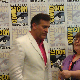 Burn Notice: The Fall of Sam Axe at Comic-Con