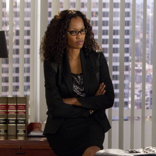 Garcelle Beauvais on Franklin & Bash Season 2: Yay!