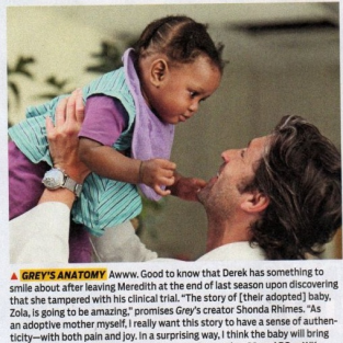 Grey's Anatomy Teaser Pic: Father-Daughter Love