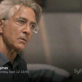 "Alphas Review: ""The Unusual Suspects"""