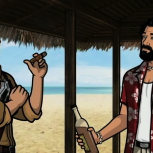 Archer Review: Sploosh!