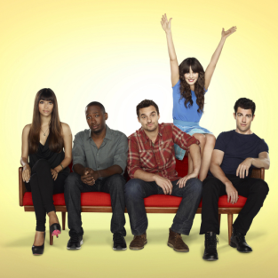New Girl and Glee: Renewed By Fox!