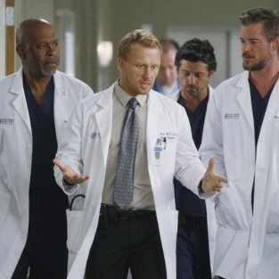 Grey's Anatomy Review: We've Got Males!